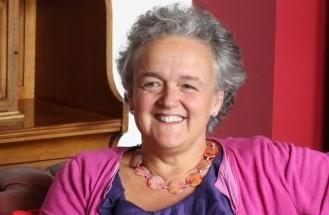 Jill Aisher, the Headteacher at St Michael's.