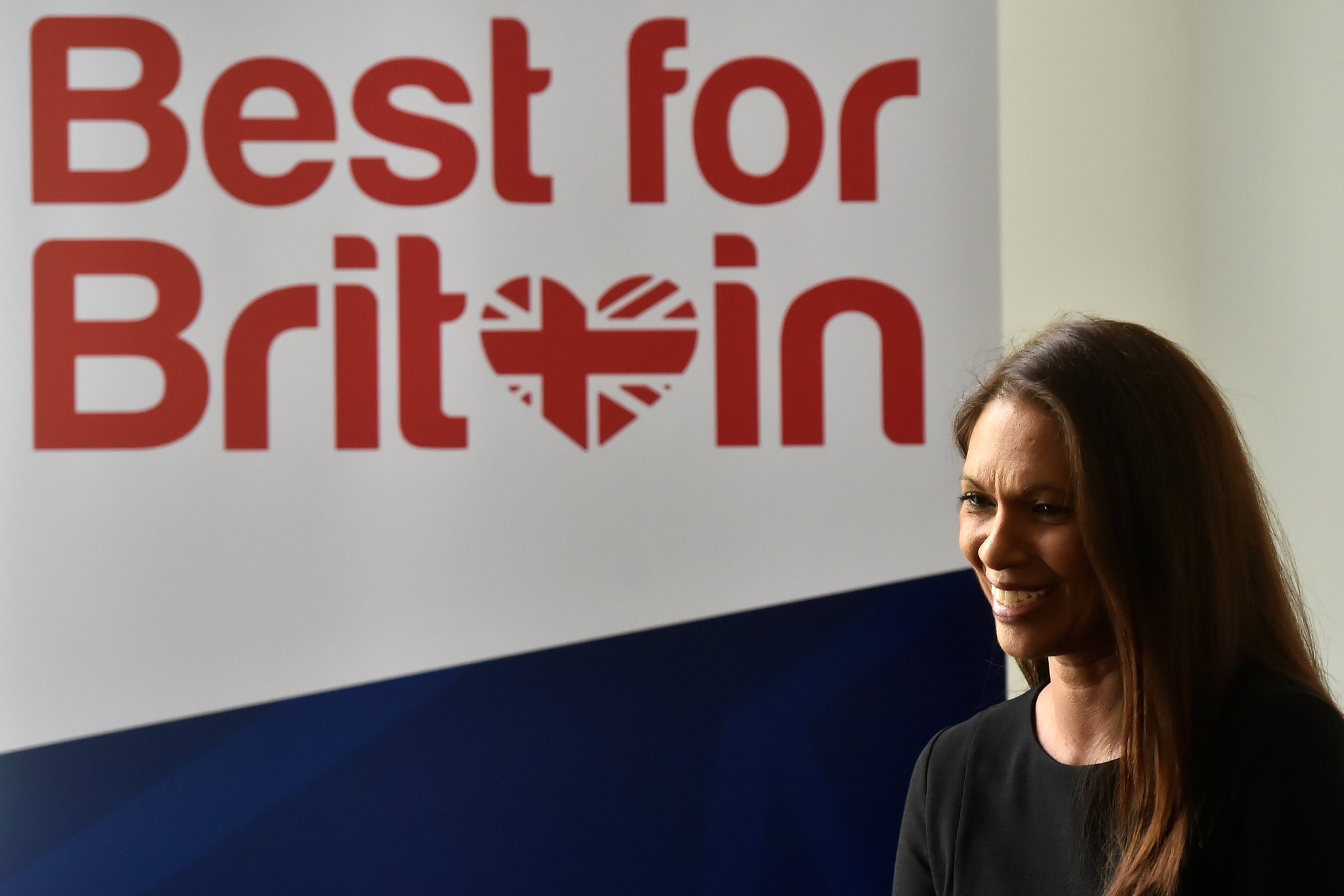 Gina Miller launched her Best for Britain campaign yesterday.