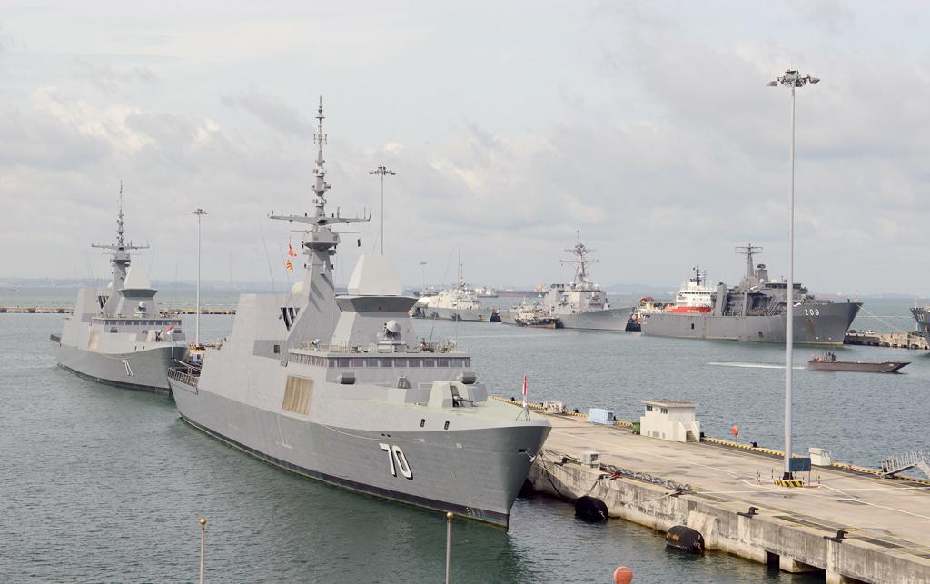 Changi Naval Base
