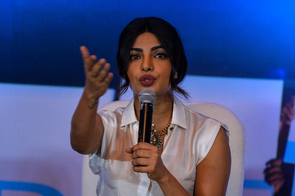 Priyanka Chopra served as a UNICEF national Ambassador in India for almost 10 years.