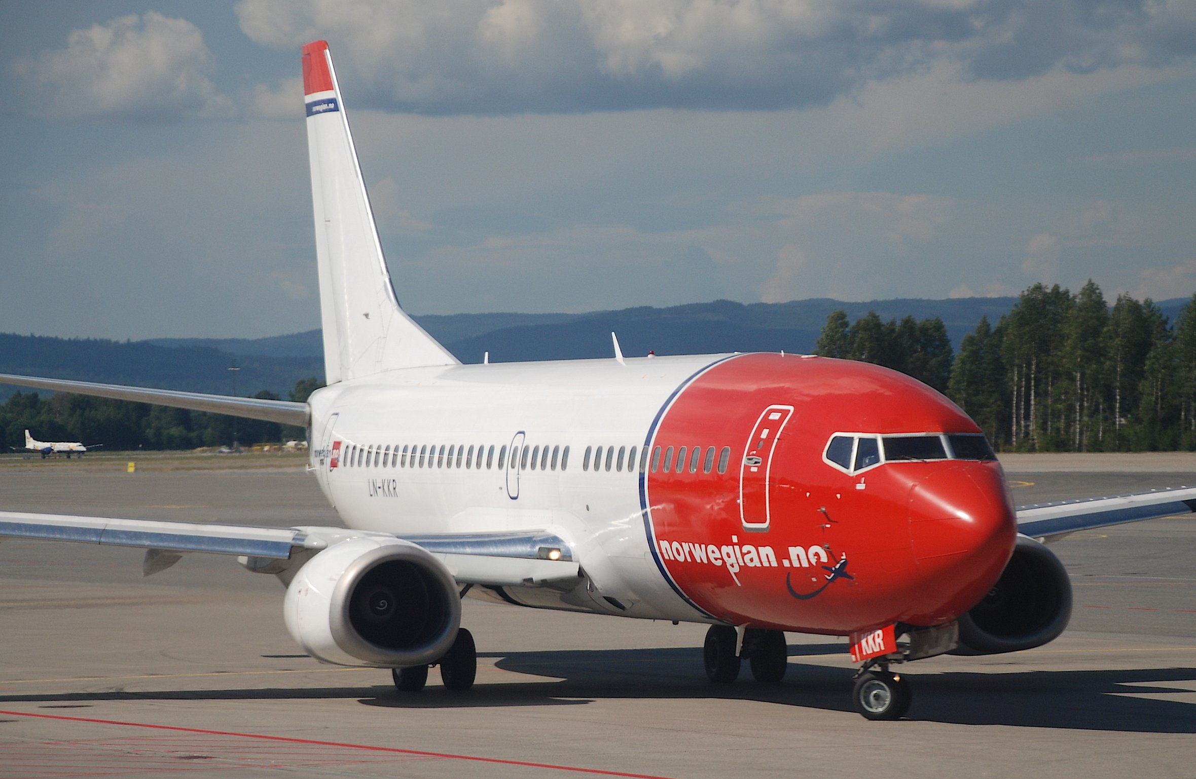 Norwegian Air Shuttle will operate the long-haul budget route.
