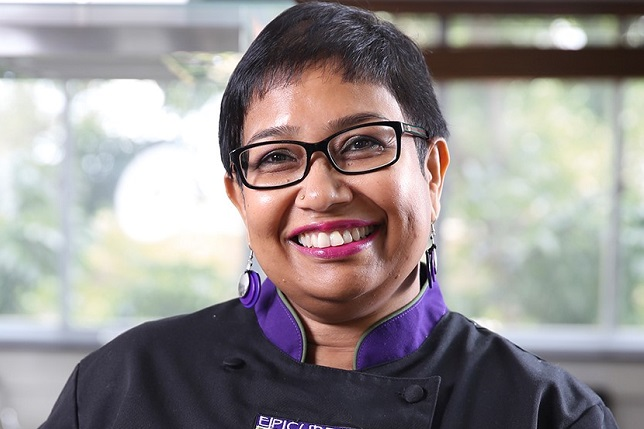 Chef Devagi Sanmugam. Photo courtesy: heritagefestival.sg