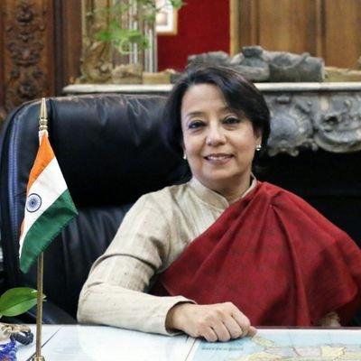 Consul-General of India Riva Ganguly Das