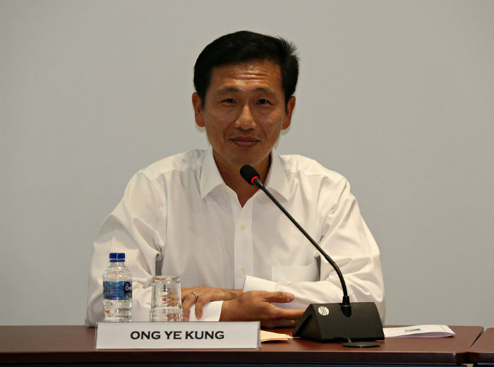Ong Ye Kung, Minister for Education (Higher Education and Skills)