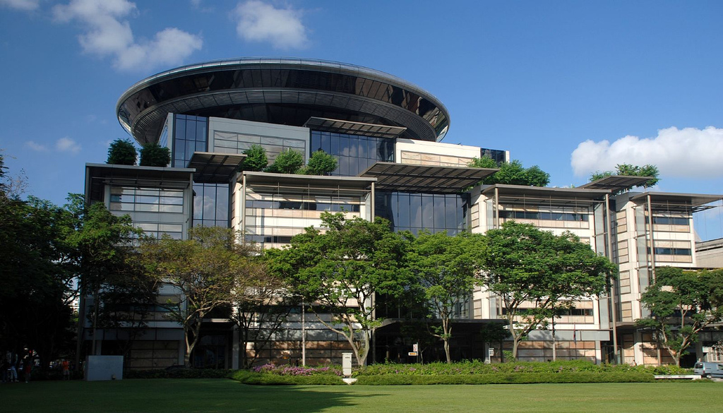 Supreme Court of Singapore. Photo courtesy: Wikipedia