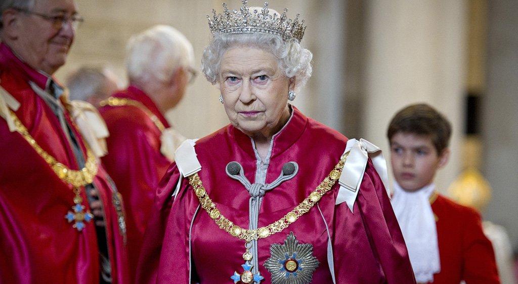 HRH Queen Elizabeth II.
