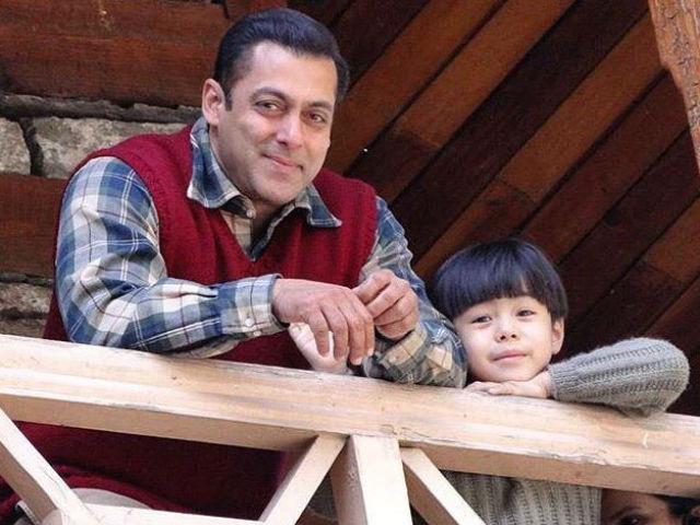 Salman Khan in the film 'Tubelight'.