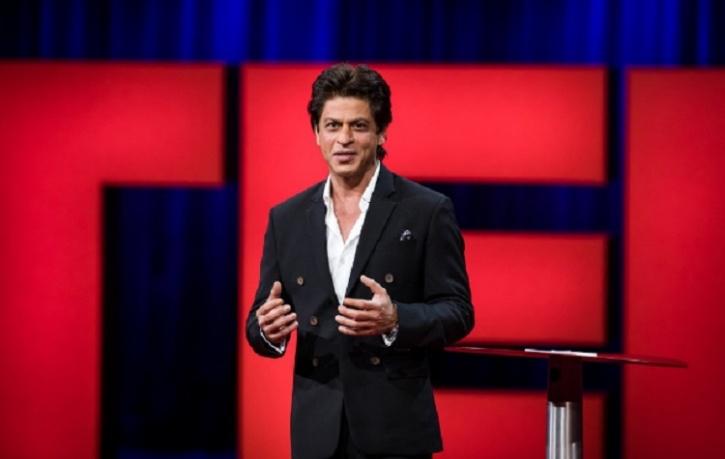 Shah Rukh Khan at the TED Talks.