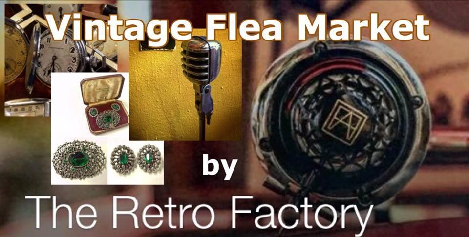 Photo courtesy: Vintage Flea Market by The Retro Factory FB