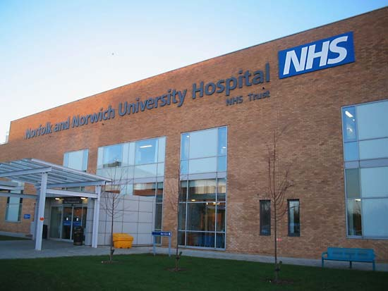 NHS Forth Valley staff warned after cyber attack