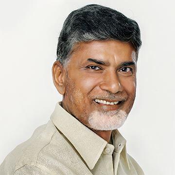 Chief Minister of Andhra Pradesh Chandrababu Naidu