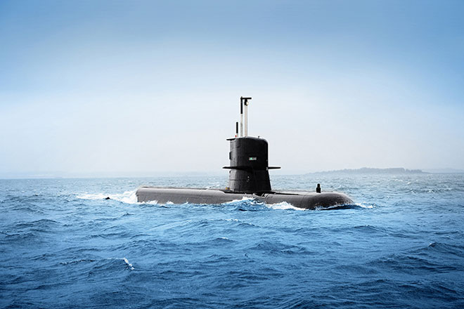 Singapore Navy (RSN) launched the world's first Submarine Safety Information Portal.
