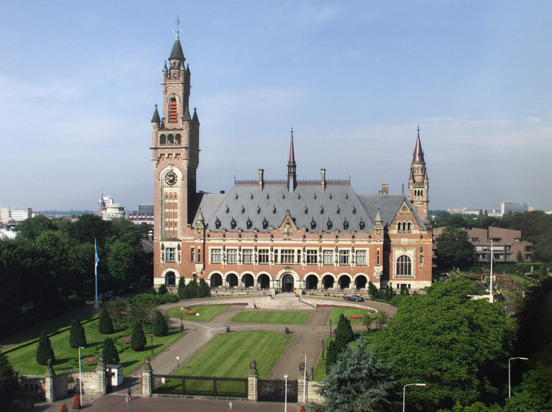 International Court of Justice.
