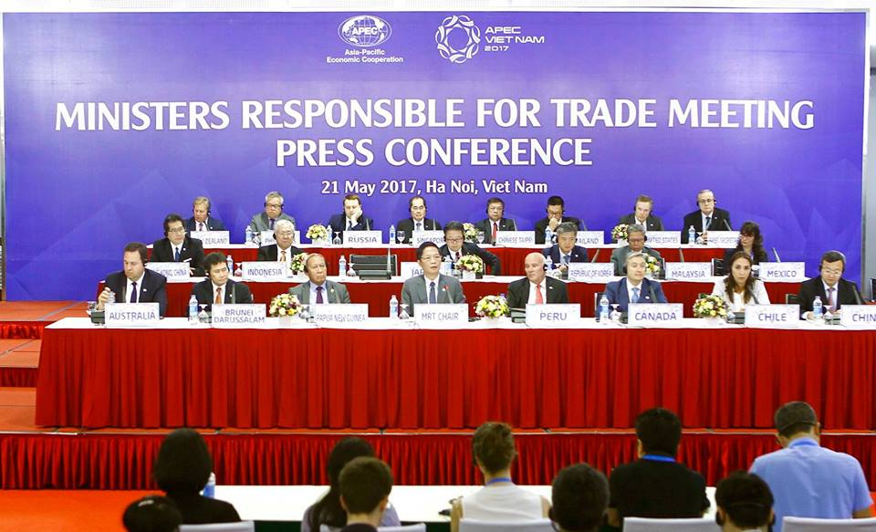 APEC ministers advocate free and fair trade