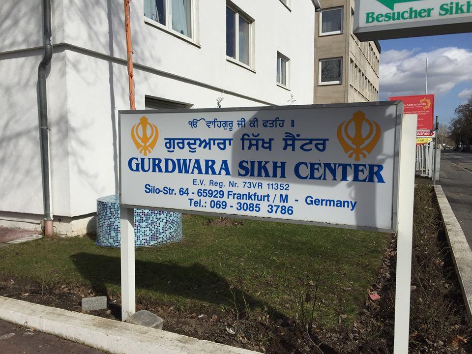 Frankfurt Gurdwara Center.
