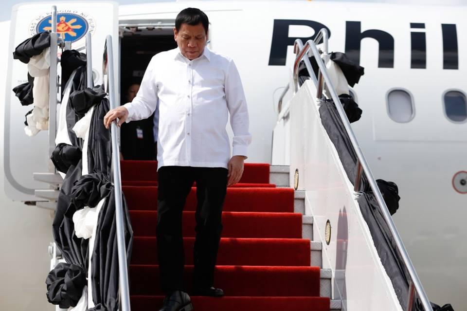 Philippines needs modern arms to fight Isis, Duterte tells Putin