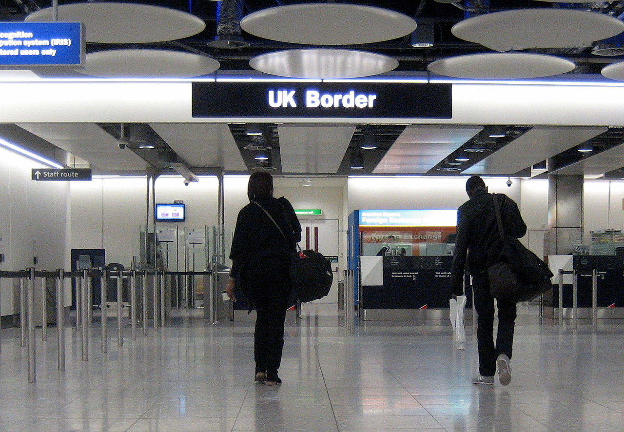 Indians issued maximum work visas to UK in 2016