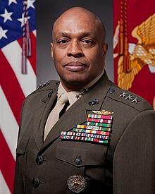 Intelligence Director Lt General Vincent Stewart