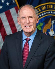National Intelligence Director Dan Coats