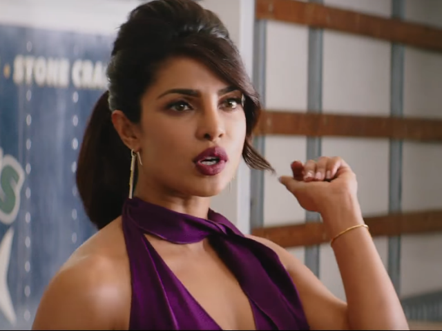 Priyanka Chopra in Baywatch.