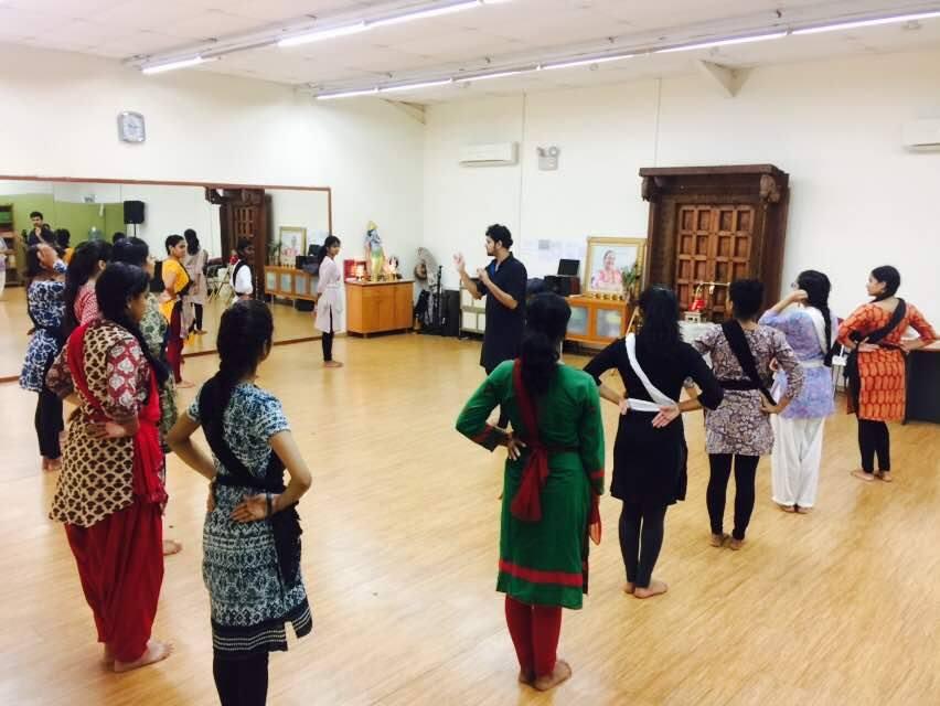Apsaras Arts at Goodman Arts Centre. Photo courtesy: Apsaras Arts Facebook