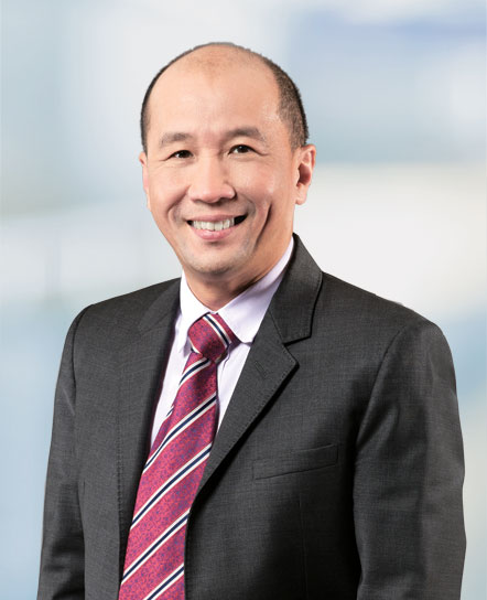 Yuen Kuan Moon, Chief Executive Officer, Consumer Singapore, Singtel