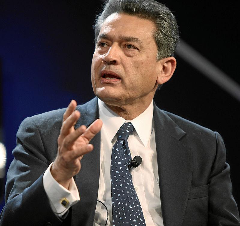 Former McKinsey head Rajat Gupta