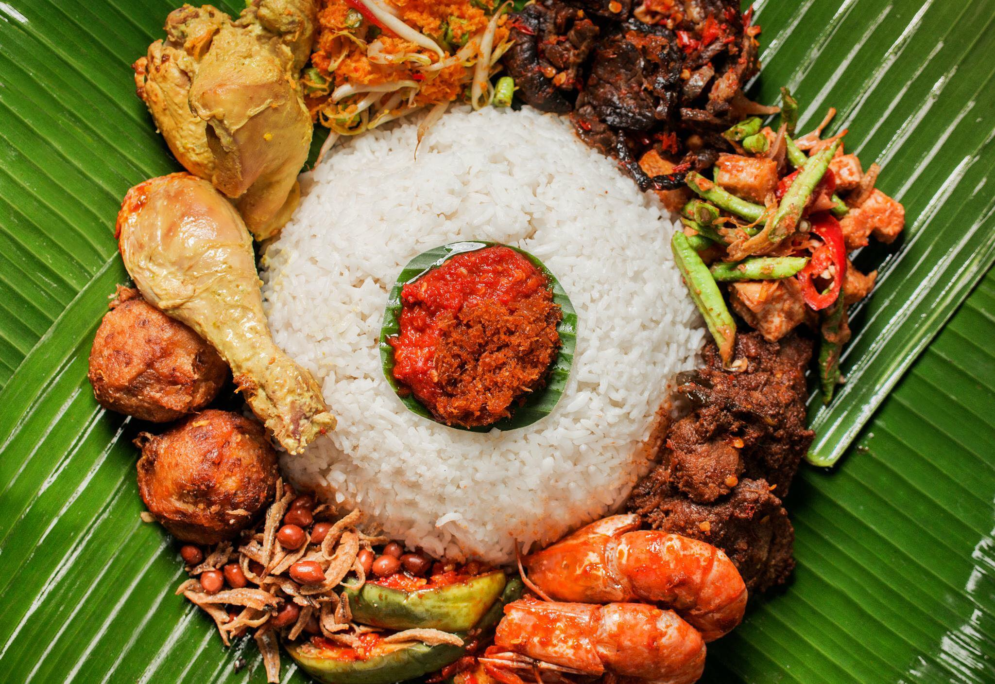 Hjh Maimunah Restaurant FB Page 