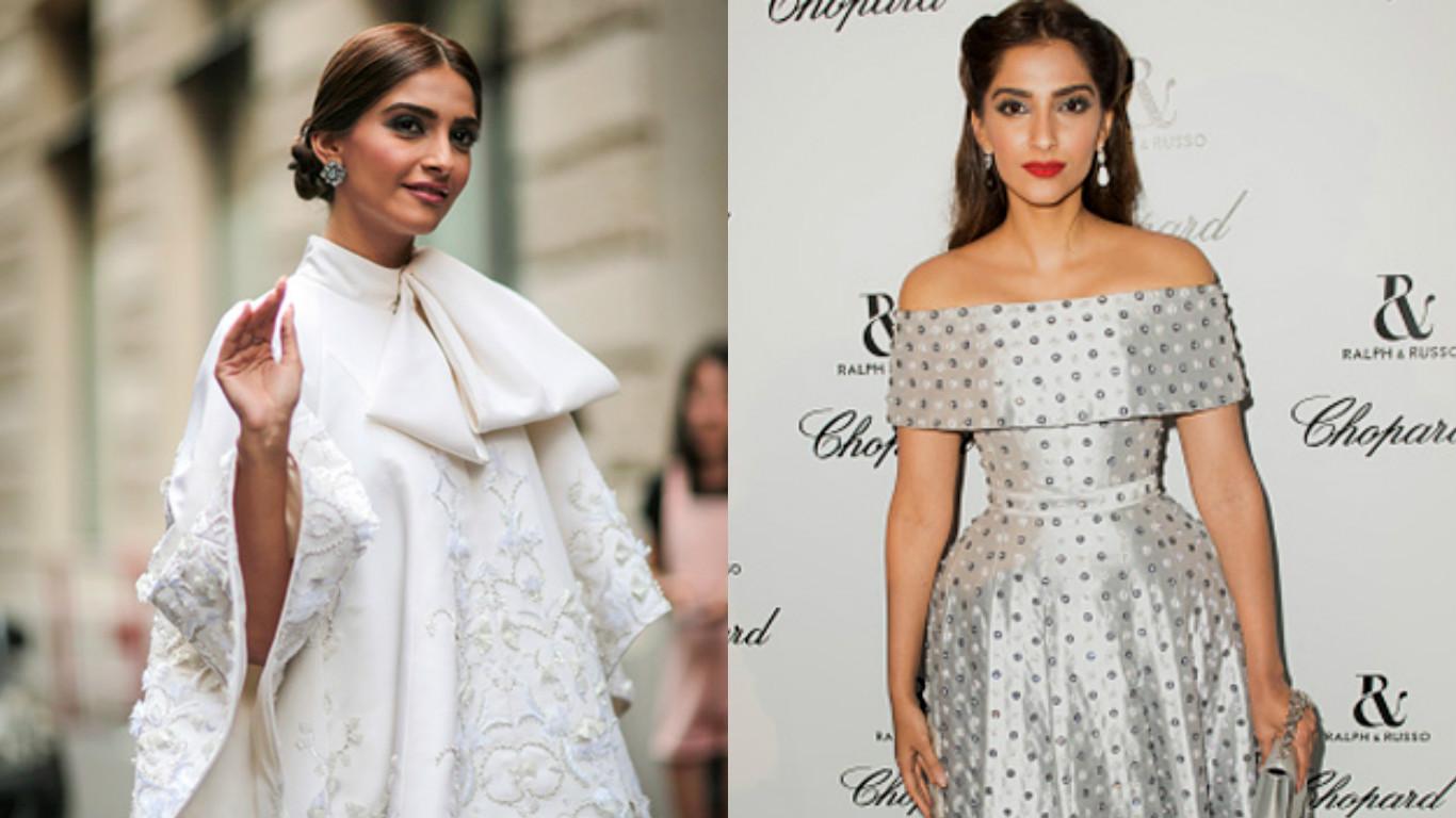 Sonam Kapoor- the fashion icon of Bollywood