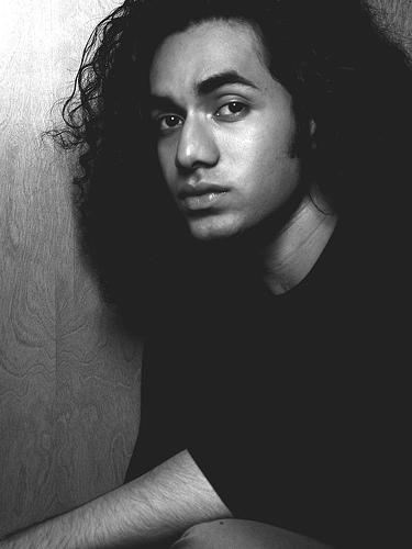 fashion designer Anand Jon Alexander