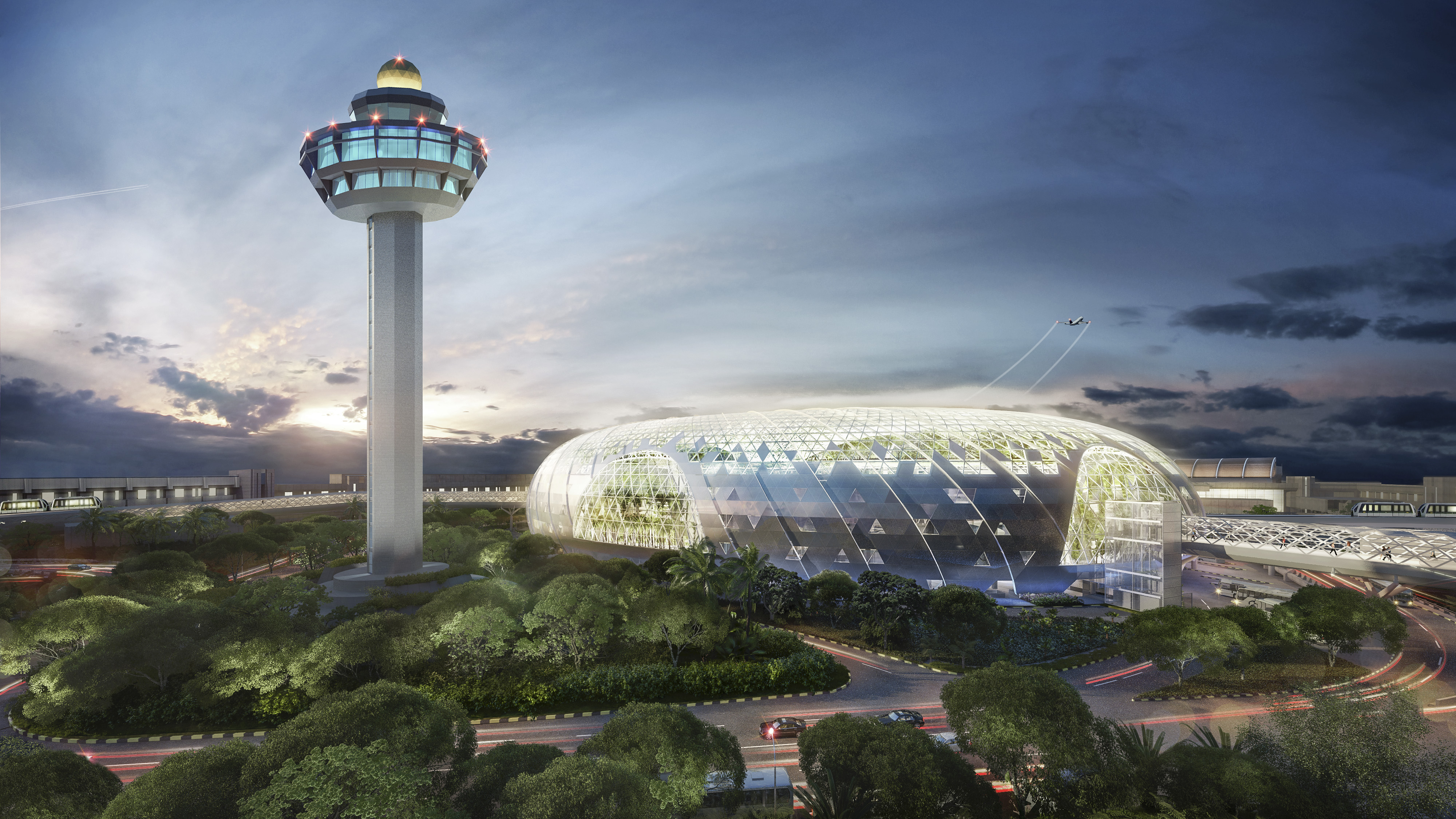 Photo courtesy: Jewel Changi Airport Development