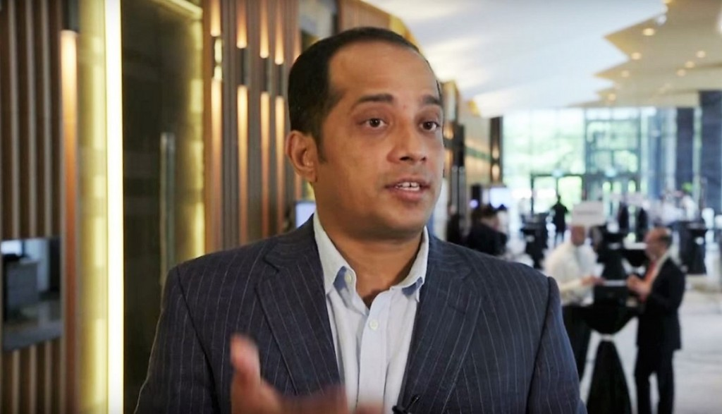 Sponendu Mohanty, Chief FinTech Officer, MAS