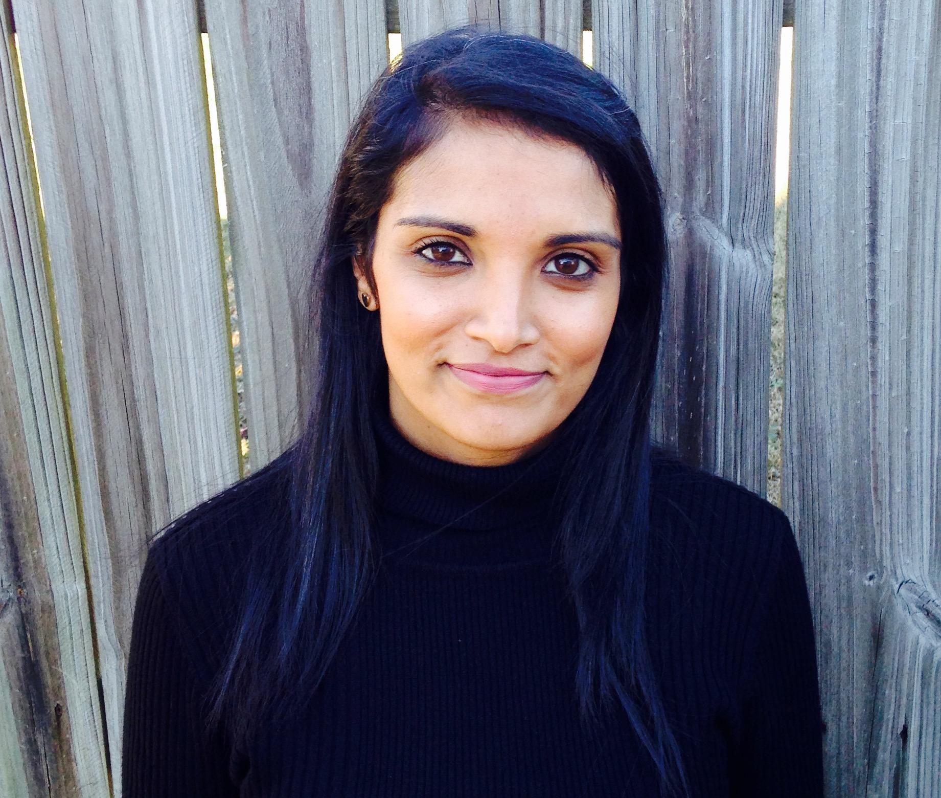 Sandhya Menon - author of When Dimple met Rishi