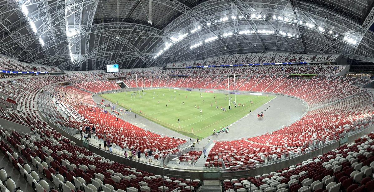 National Stadium.