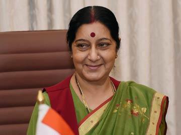 External Affairs Minister (MEA) Sushma Swaraj