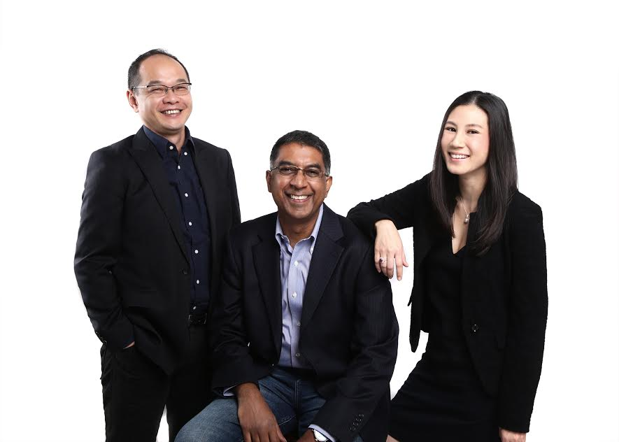 The founders of Shopmatic. Photo courtesy: Shopmatic