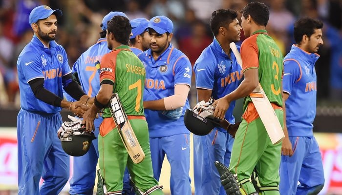 India have only lost once to Bangladesh in a neutral venue.