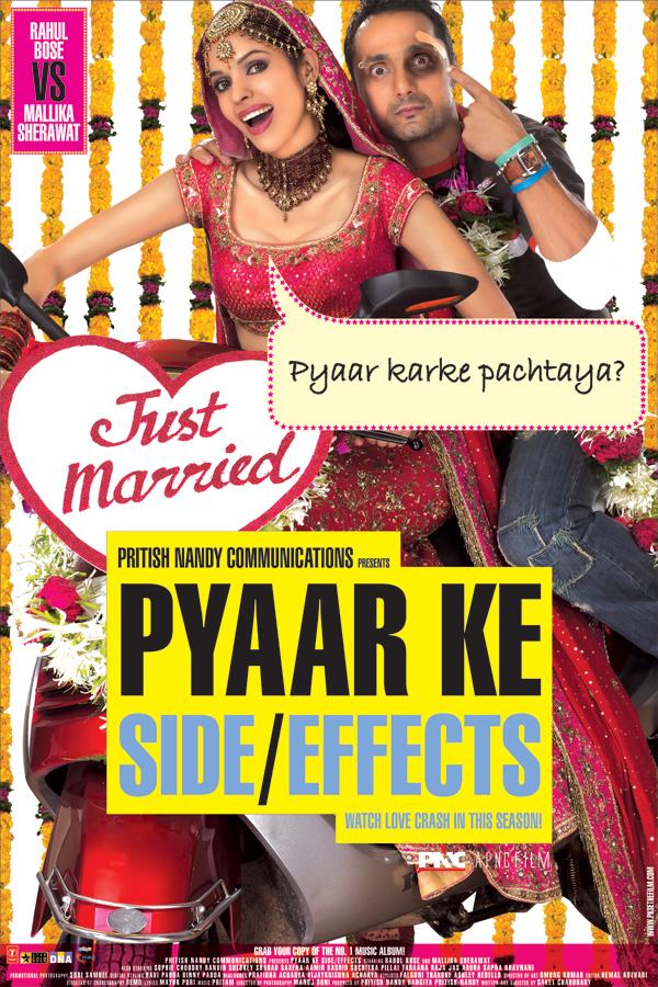 The poster of Pyaar Ke Side Effects