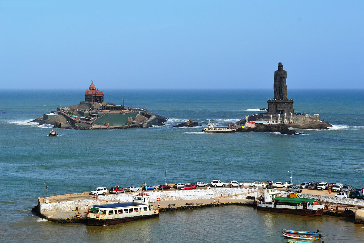 Gana Prakasam Rajamariyan hails from Kanyakumari district of Tamil Nadu in India.