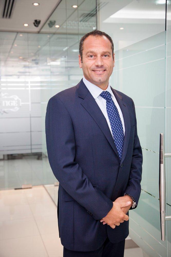 Mario Volpi, chief sales officer at Kensington Exclusive Properties,