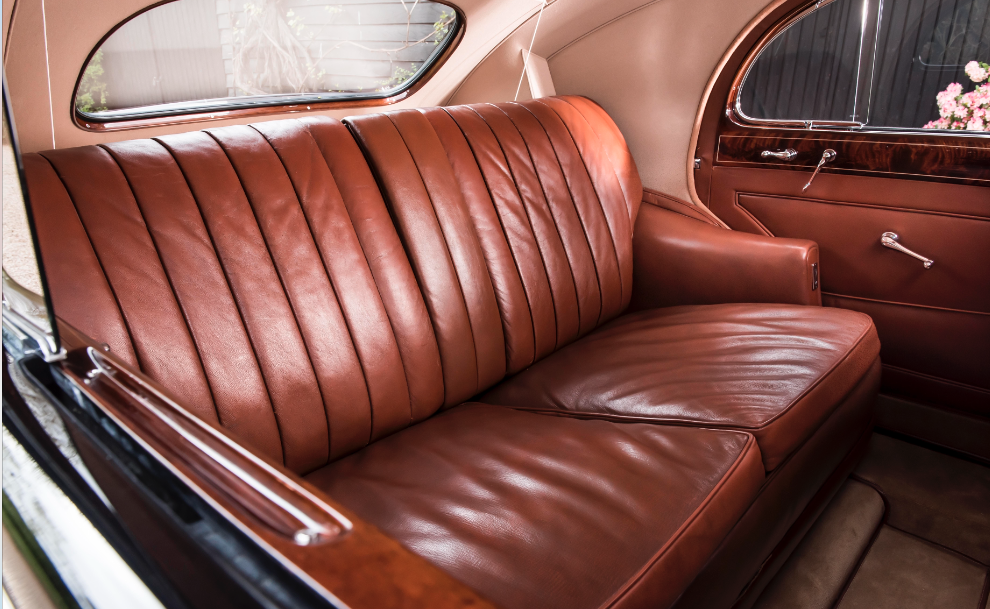Rolls-Royce Phantom III. Photo courtesy: Rolls-Royce