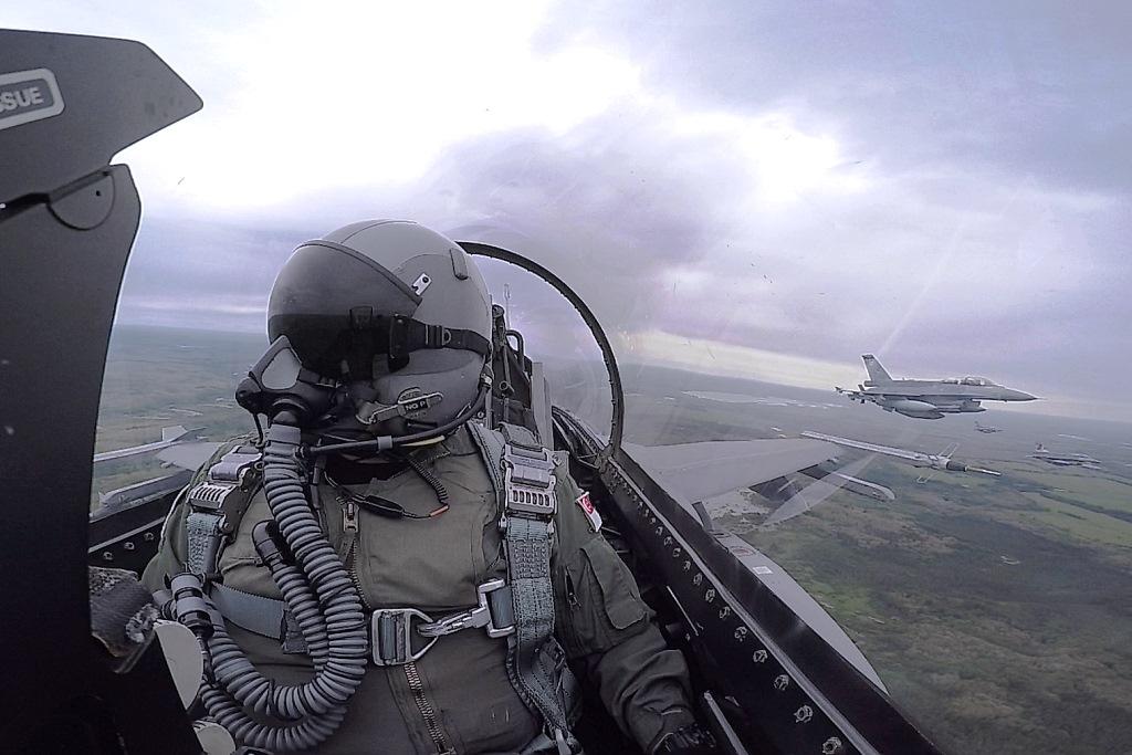 Singapore participates in multilateral air combat exercise in Canada