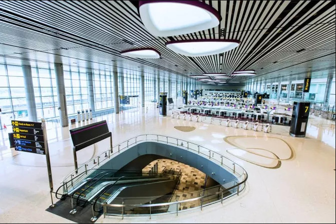 Tests of airport systems and passenger facilitation to be carried out with flight trials. Photo courtesy: CAG