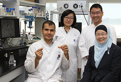 IBN research team