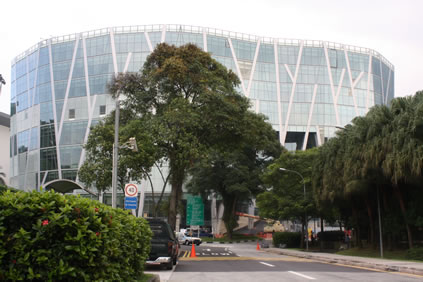 Mochtar Riady Building, NUS Business School, National University of Singapore