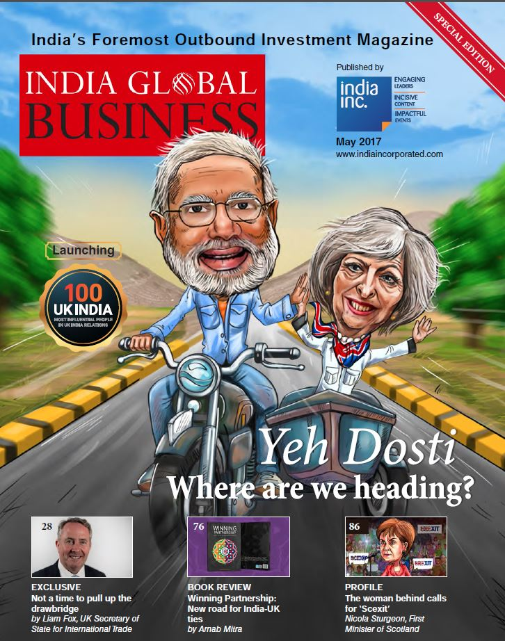 ​India under Prime Minister Narendra Modi has maintained the tempo of trade ties with UK after PM David Cameron handed the baton to Theresa May following a shock pro-Brexit vote.