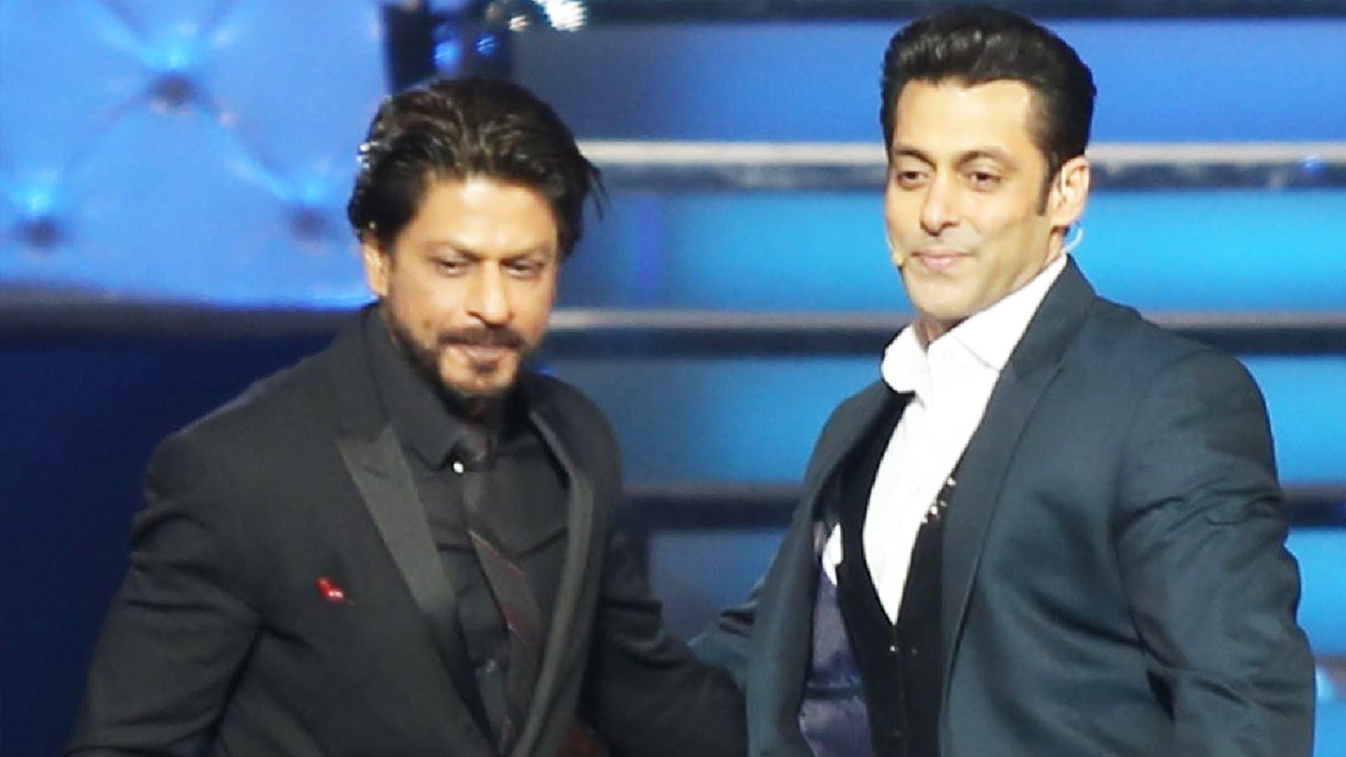 Shah Rukh Khan Salman Khan