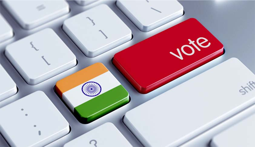 Election Commission of India has conveyed to the Centre that it can start the process of introducing voting rights to the people within three months of introducing the law.