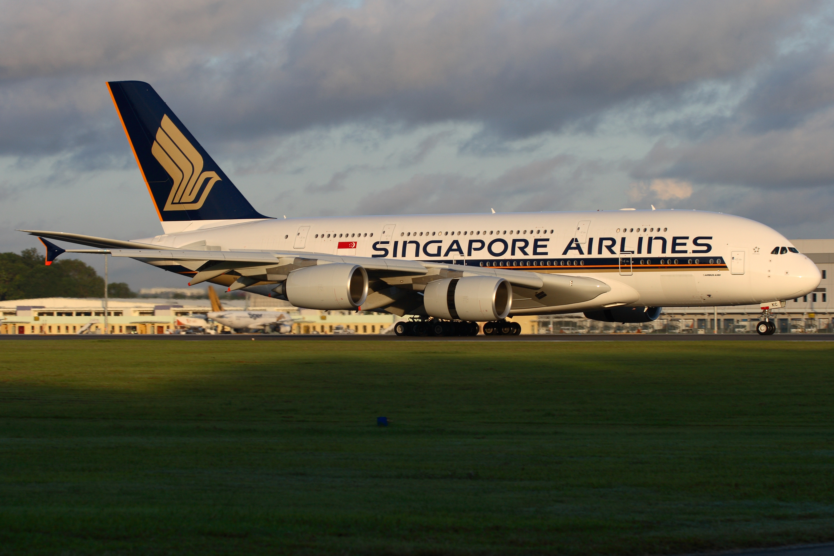 Photo courtesy: Singapore Airlines