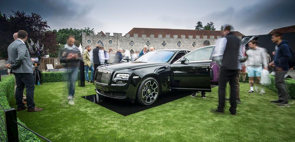 Rolls-Royce Dawn Black Badge. Photo courtesy: Rolls-Royce